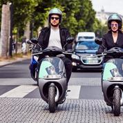 Coup, numéro deux du scooter en libre-service, résiste au vandalisme