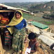Au Bangladesh, les Rohingyas organisent leur survie