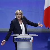 Marine Le Pen : «Avec Macron, on est dans l'éphémère, le paraître»