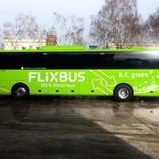 FlixBus lance la première ligne d'autocar 100% électrique en France