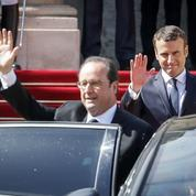 Guillaume Tabard: «Hollande-Macron, la mésentente frontale»