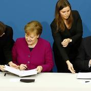 Merkel IV: un nouveau mandat semé d'embûches