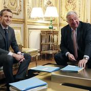 Guillaume Tabard: «Le débat sur les institutions déjà ramené à une bataille de postures»