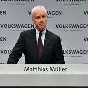 Volkswagen face au défi du véhicule électrique