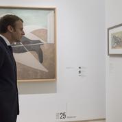 Emmanuel Macron invite les patrons des musées à se mettre en marche