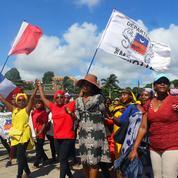 Mayotte : malgré un «accord de principe», la grève se poursuit
