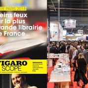 LivreParis 2018: flâner au cœur de la plus grande librairie de France