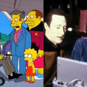 Des Simpson à Star Trek :  Stephen Hawking, source d'inspiration pour la culture populaire