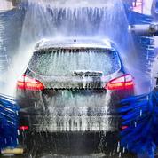 Que faire si mon véhicule est endommagé au lavage?