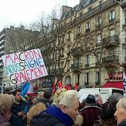 Les retraités dans la rue: «On a travaillé, fait des sacrifices et on nous en demande toujours plus»
