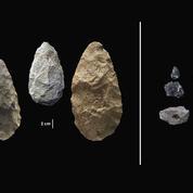 Des outils «modernes» vieux de 300.000 ans surprennent les paléontologues