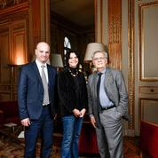 Jean-Michel Blanquer, Cécile et Bernard Pivot : «Les livres, c'est la vie»