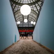 Perspective cavalière au Grand Palais