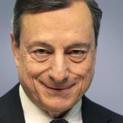 «Les bonnes œuvres du super-banquier Mario Draghi»