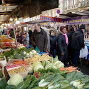 Le froid pourrait pénaliser la récolte de fruits et légumes