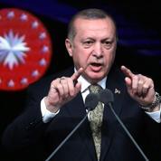 Erdogan savoure une victoire stratégique à Afrine