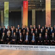 Le G20 laisse la porte ouverte au protectionnisme de Trump