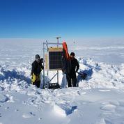 Antarctique : la fonte d'un glacier grand comme la France inquiète les scientifiques