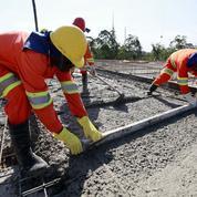 Baisse drastique du nombre d'emplois aidés