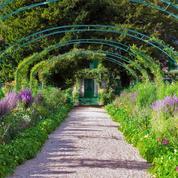 Giverny : le jardin extraordinaire de Claude Monet attire toujours les foules