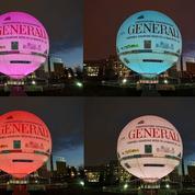 Le ballon Generali va bientôt renseigner le taux de pollution à Paris
