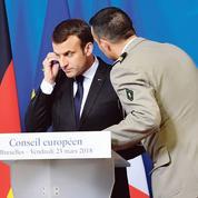 Attaques dans l'Aude : Macron et Philippe à l'épreuve du terrorisme