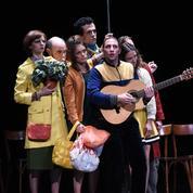 Coupes sombres et Les Métronautes ,des classiques du burlesque sur scène