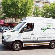 À pied, en vélo, en camionette… des armées de livreurs profitent du boom de l'e-commerce