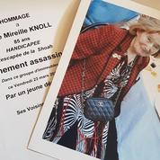 L'assassinat de Mireille Knollsuscite une vive émotion