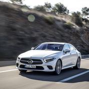 Mercedes CLS, en quête d'un nouveau compromis
