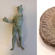 En Alsace, un millier d'objets antiques saisis par les douanes