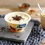 Danone veut imposer ses laits et yaourts végétaux en France