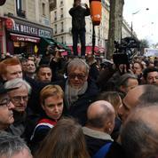 Mireille Knoll : Le Pen et Mélenchon hués et insultés dans la marche blanche