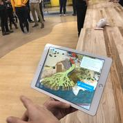 Nous avons testé le nouvel iPad pour les écoliers