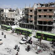 Ghouta: Moscou intransigeant sur le sort des derniers rebelles