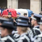 Dans la cour des Invalides, la mémoire du colonel Beltrame a été célébrée