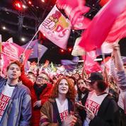 Diplômé, urbain, plutôt âgé: radioscopie de l'électorat socialiste
