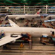 Attaqué par le virus Wannacry, Boeing se montre rassurant
