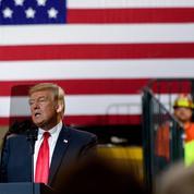 Trump assure que les Américains vont quitter la Syrie «très vite»