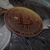 Le bitcoin, en chute libre depuis janvier