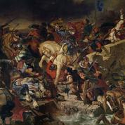 En 1963 le Louvre accueillait déjà une retrospective Delacroix