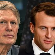 Jean-Marie Gustave Le Clézio à Emmanuel Macron: «Améliorez-vous!»