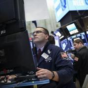 Les géants de la technologie traversent un trou d'air à Wall Street