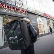 Uber Eats table sur McDonald's pour semer Deliveroo en France