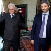 Consultations en plein brouillard pour le président italien