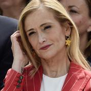 Les fausses notes de la présidente de la droite madrilène