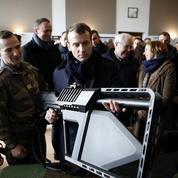 Budget de l'armée : pourquoi Macron a encore tout à prouver