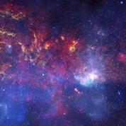 Des milliers de trous noirs se cachent-ils au centre de notre galaxie ?
