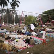 Cette caravane de migrants qui embarrasse le Mexique