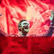 David Guetta en clôture du Grand Prix de France